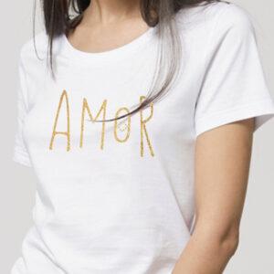 T-shirt femme - 100% Coton Biologique filé et peigné